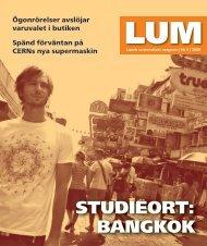 LUM nr 5 - 23 maj (PDF, 3MB - Nytt fönster) - Humanekologi Lunds ...