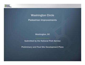 Washington Circle - National Capital Planning Commission