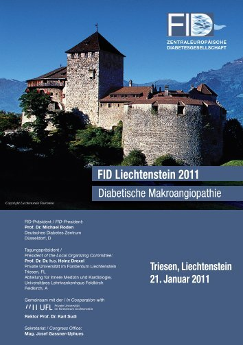 FID Liechtenstein 2011