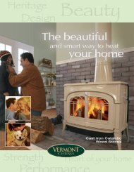 Cast Iron Catalytic Wood Stoves - Sweepsusa.net