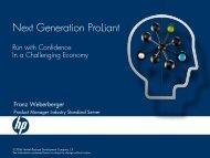 2 - Messaging - WW G6 Customer presentation