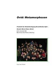 Protokoll-Ovid - Landesarbeitsgemeinschaft Darstellendes Spiel Berlin