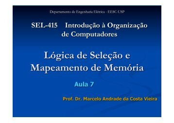 Aula 7 - Logica de Selecao - Iris.sel.eesc.sc.usp.br