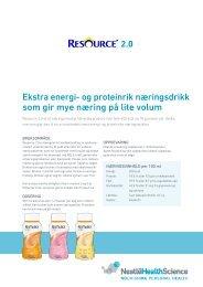 Resource 2.0 - nestle nutrition