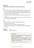 Unsere Seminare für Sie - IRIS HAAG® Training & Beratung GmbH - Page 7