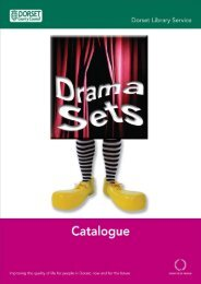 Full Length Plays - Comedy - Dorsetforyou.com