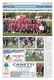 NOVA GENS - BRENDOLA - SPORTquotidiano