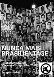 Nunca-Mais-Brasilientage-2014-Programmheft