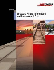 Strategic Communication Plan - RTD