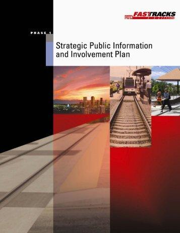 Strategic Communication Plan - RTD