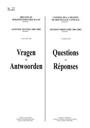 Vragen Antwoorden Questions Réponses - weblex.irisnet.be ...