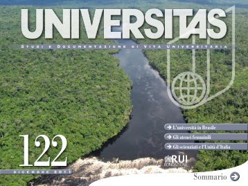 universitas n 122.pdf - Rivistauniversitas.it