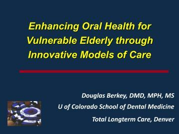 9 MB - Institute for Oral Health