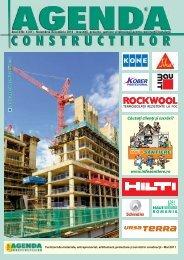 Anul X/Nr. 6 (81) - Noiembrie-Decembrie 2010 - Agenda Constructiilor