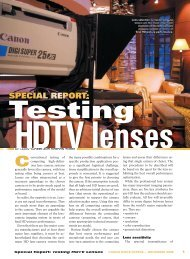 SPECIAL REPORT: - Canon USA, Inc.