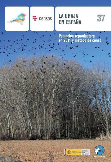 metodología de censo recomendada - SEO/BirdLife