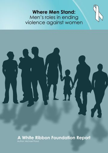 Men's roles in ending violence against women - XY online