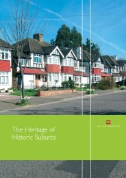 The Heritage of Suburbs - HELM