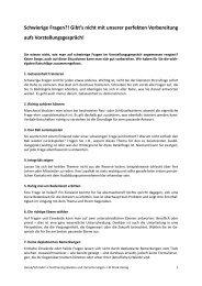 Vorstellungsgespräch - STARK Beruf & Karriere