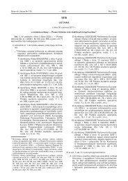 Prawo lotnicze - Internetowy System Aktów Prawnych