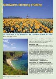 Nordwärts Richtung Frühling - Birseck Magazin