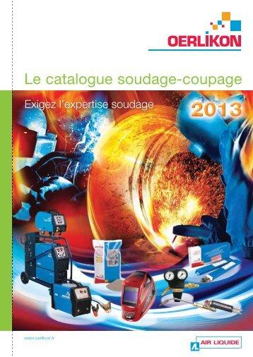 Catalogue 2013 - Oerlikon