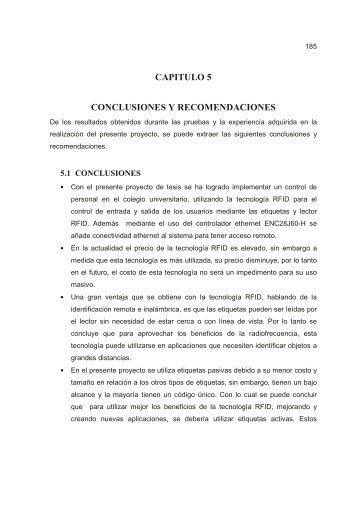 CAPITULO 5.pdf - Repositorio UTN