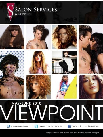 MAy/june 2010 - Salon Services & Supplies
