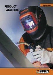 English 2004 PRODUCT CATALOGUE