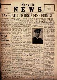 Manville News 2-7-1941 OCR