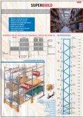 Palettenregale Superbuild - Werbebroschüre - gewe LagerTec - Seite 2