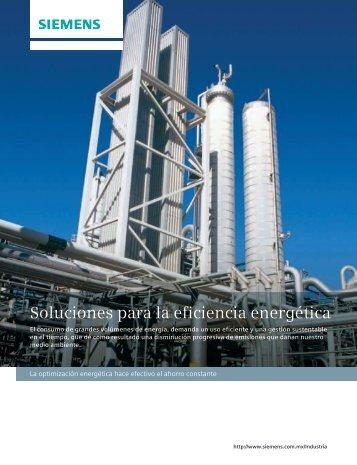 Catalogo eficiencia energetica 071211.indd - Industria de Siemens