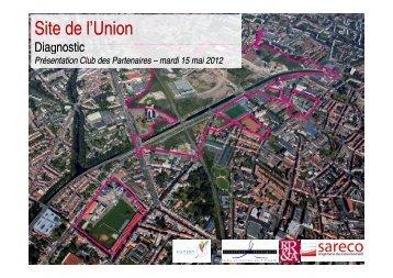 Club partenaires : diagnostic mobilité du 15 mai 2012 - La Fabrique
