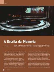 A Escrita da Memória - Lume Arquitetura