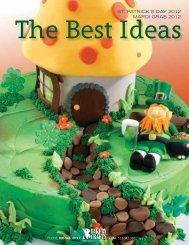 ST. PATRICK'S DAY 2012 MARDI GRAS 2012 - Bakery Crafts