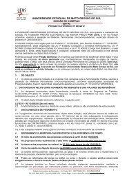 Edital PE_009/2012 - Universidade Estadual de Mato Grosso do Sul