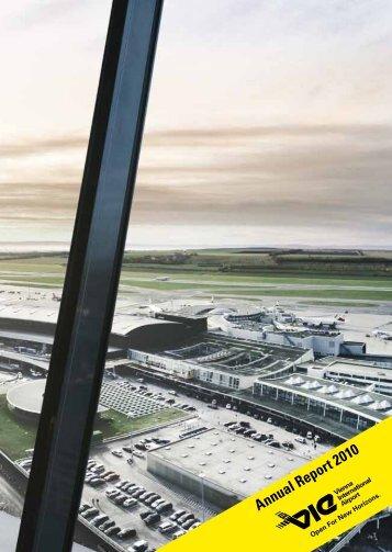 Annual Report 2010 - Flughafen Wien