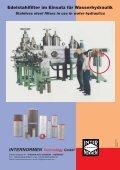 INTERNORMEN Edelstahlfilter Stainless Steel Filters - Fluidtech - Seite 4