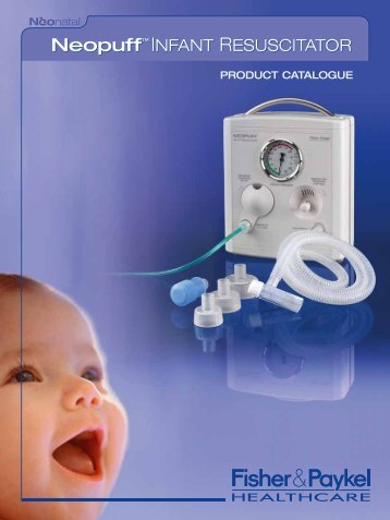 Neopuff ™ Infant Resuscitator Neopuff ™ Infant ... - Okmedical.com.br