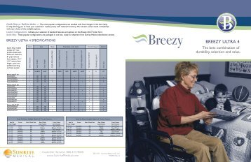 Breezy Ultra IV - Mobility Solutions Inc.