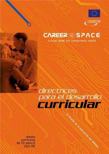 Directrices para el desarrollo curricular - Grupo de Tecnología ...