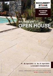 Einladung Hausmesse April Termin 2 - 2013.indd - Schubert ...