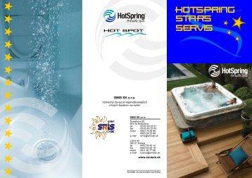 STARS SERVIS HOTSPRING - SMIS SK