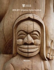 Download - 24 pages (1.17 MB) - University of Victoria
