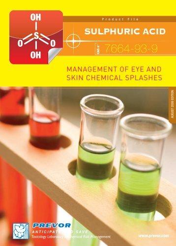 Sulphuric Acid Booklet - DipHex
