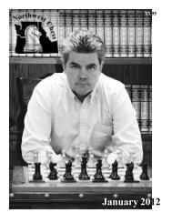 January, 2012 - Idaho Chess Association