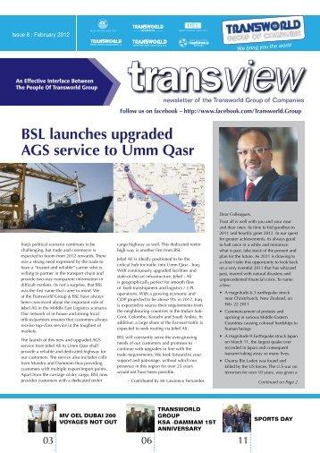 Transview February 2012