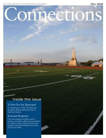 Inside this issue - Episcopal Academy