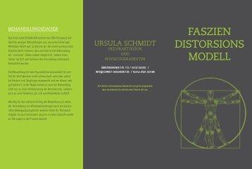 Faltblatt zum Faszien Distorsions Modell (FDM) - Schmidt Gesundheit