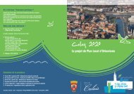 Les zones urbaines mixtes - Ville de Calais